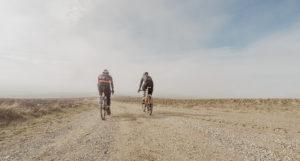gravel bike percorrono sterrati in Toscana