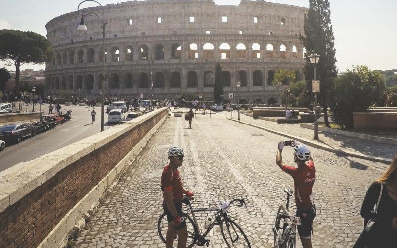 Gran Fondo Campagnolo Roma