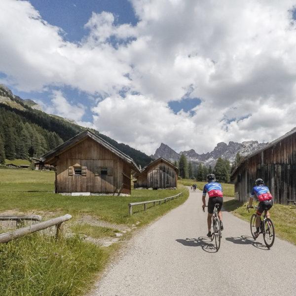 Tre Giorni sulle Dolomiti