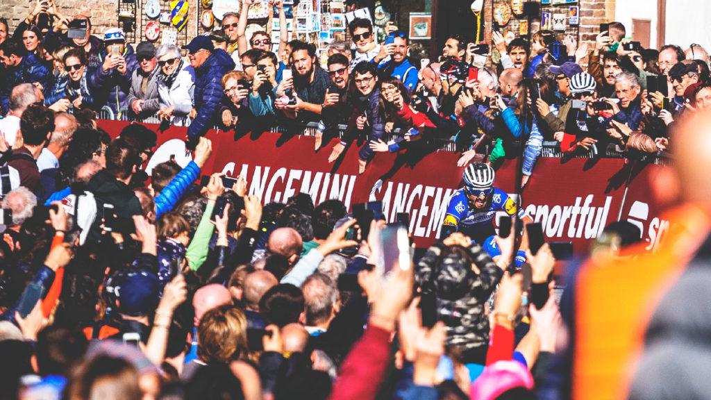 Alaphilippe vince la Strade Bianche 2019